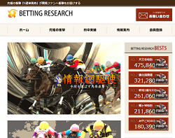 BETTING RESEARCH(ベッティングリサーチ)